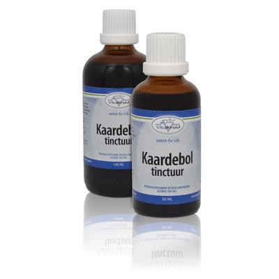 Vitakruid kaardebol tinctuur